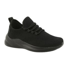 Filippo Slipony buty sportowe DSP2299/21 Nice czarne