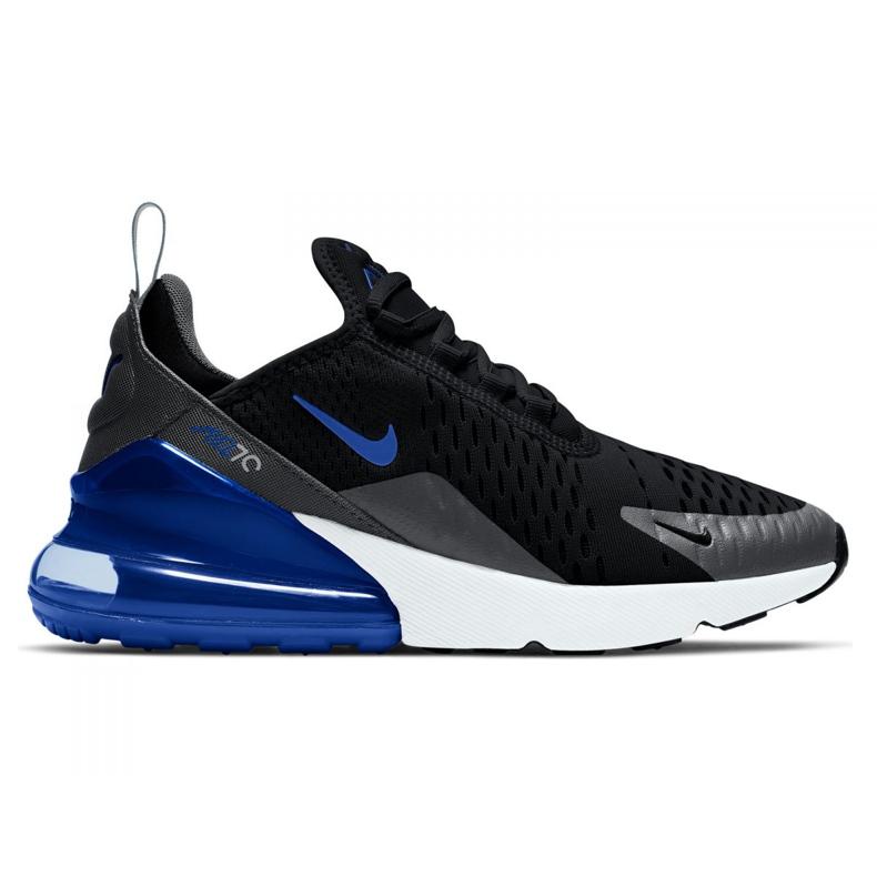 Buty Nike Air Max 270 Jr 943345-029 czarne