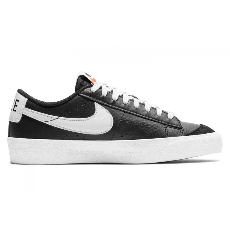 Buty Nike Blazer Low 77 Jr DA4074-002 czarne