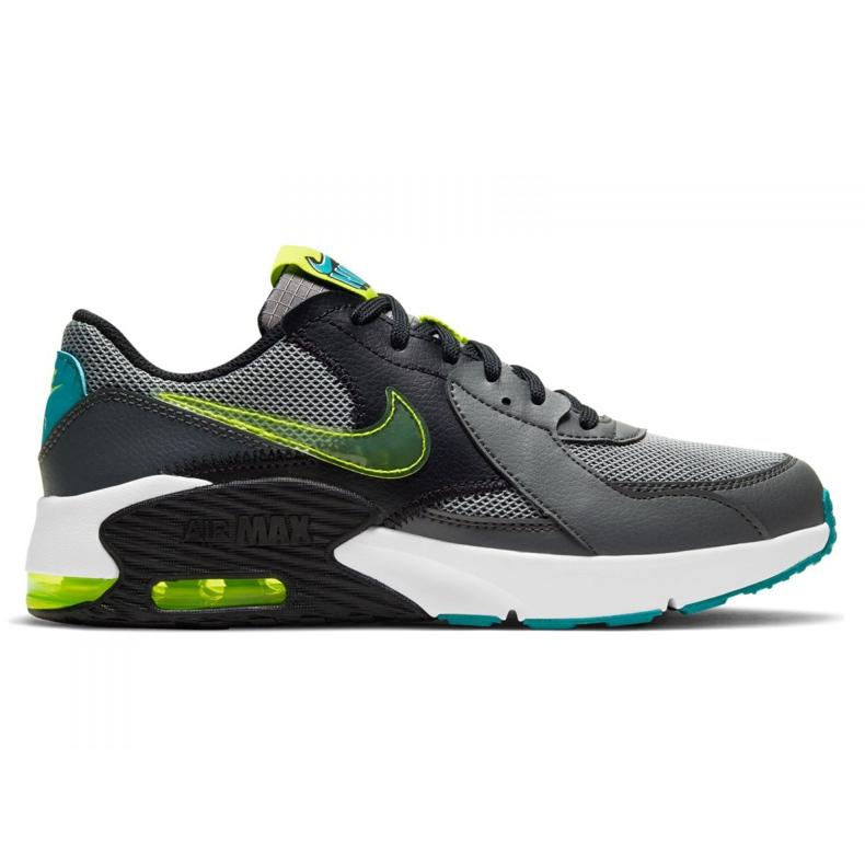 Buty Nike Air Max Excee Power Up Jr CW5834-001 czarne wielokolorowe