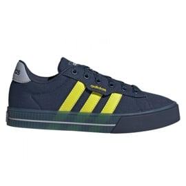 Buty adidas Daily Jr FY7199 czarne granatowe