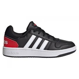 Buty adidas Hoops 2.0 Jr FY7015 czarne