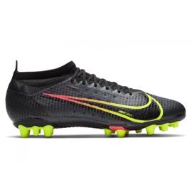 Buty piłkarskie Nike Vapor 14 Pro Ag M CV0990-090 wielokolorowe czarne