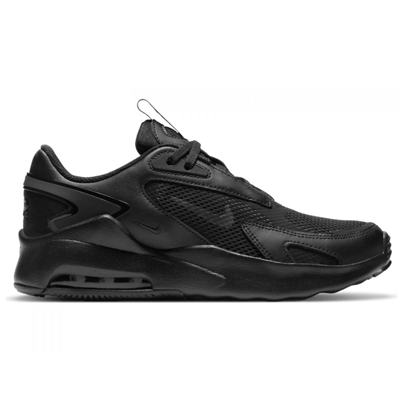 Buty Nike Air Max Bolt Jr CW1626-001 czarne czerwone