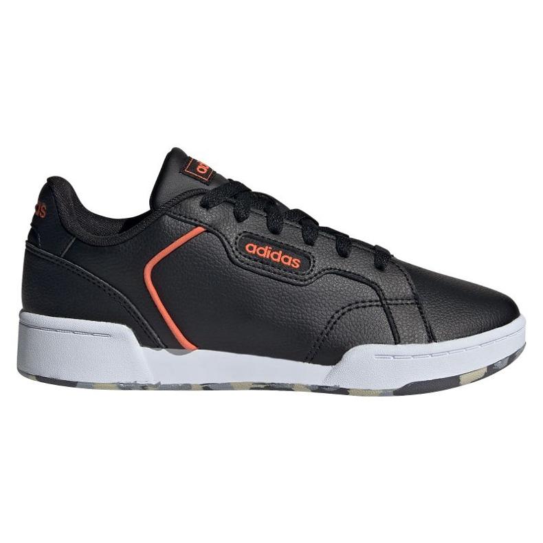 Buty adidas Roguera Jr FY7184 białe czarne