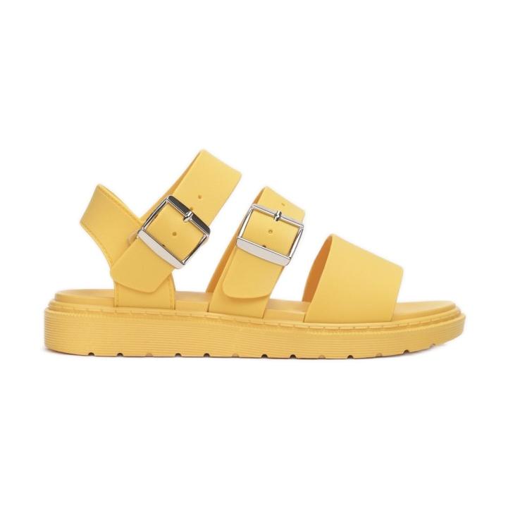 Vices MULANKA-2212-49-yellow żółte