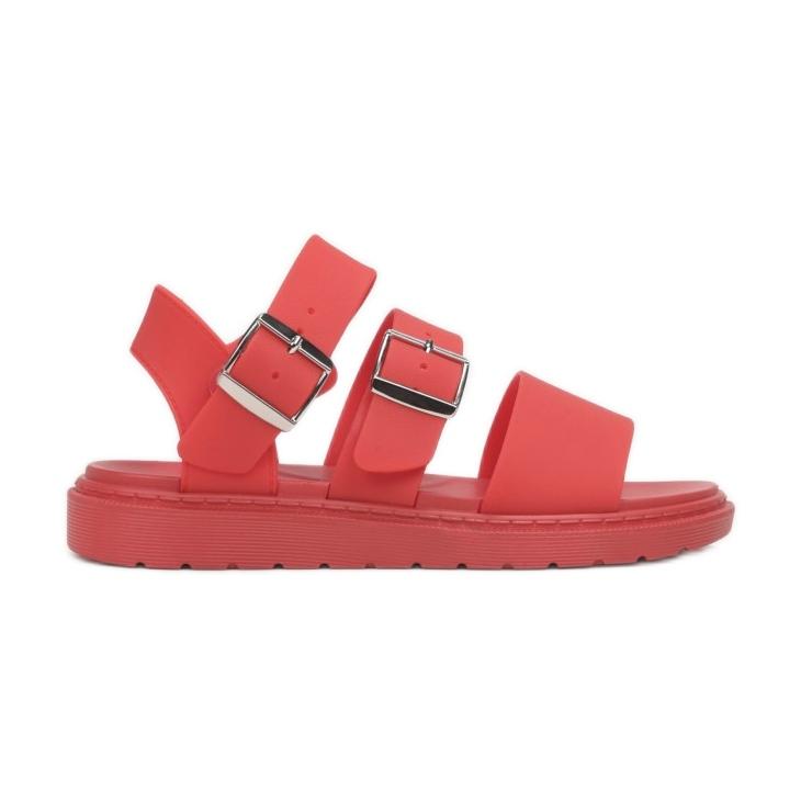 Vices MULANKA-2212-64-red czerwone