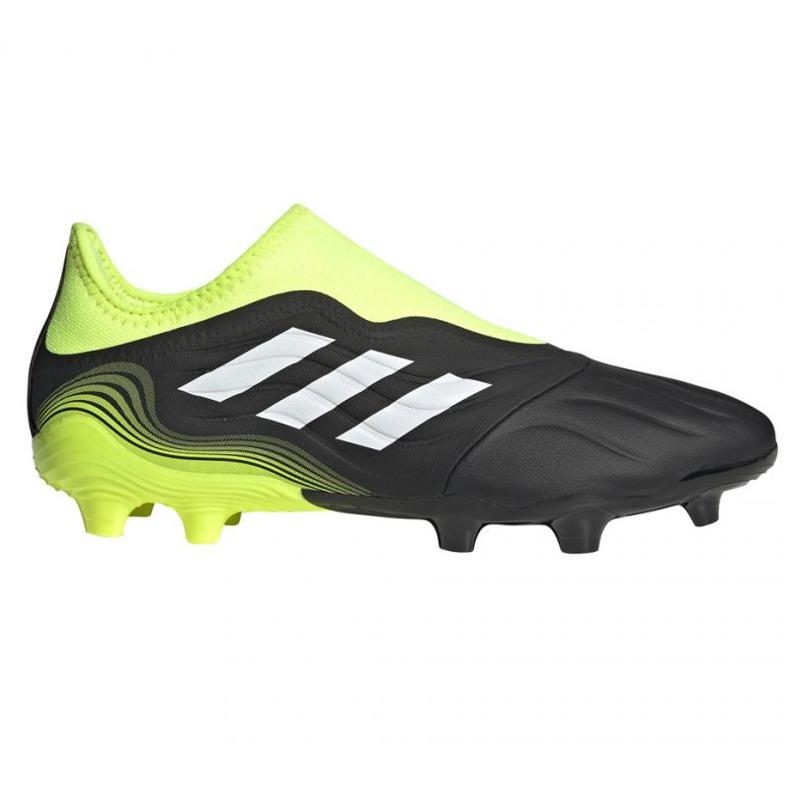 Buty piłkarskie adidas Copa Sense.3 Ll Fg M FW7270 wielokolorowe czarne