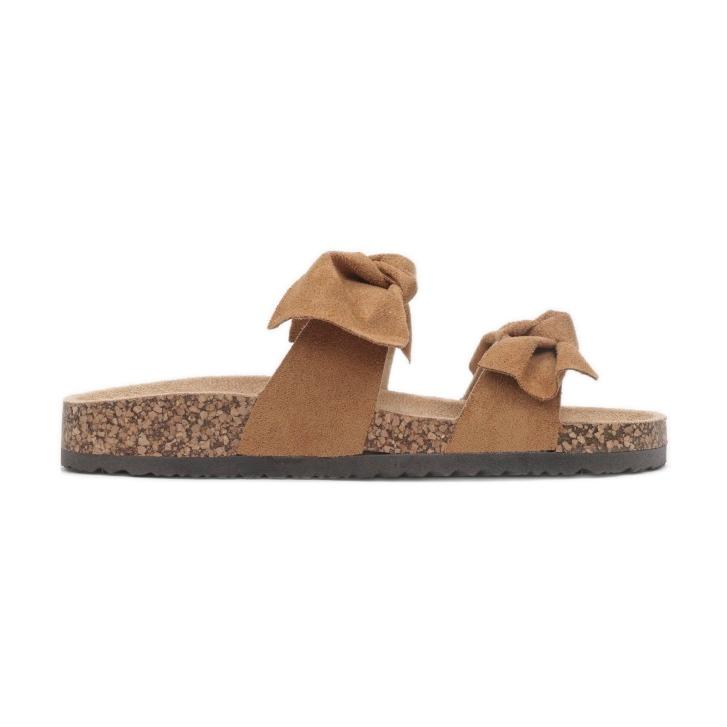 Vices CM-2079-68-camel brązowe