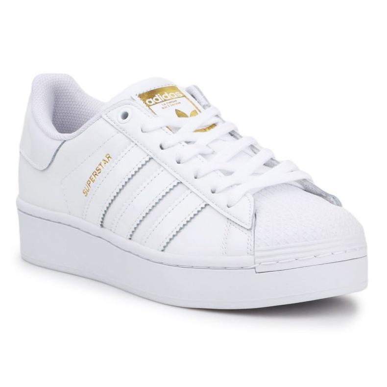 Buty adidas Superstar Bold W FV3334 białe