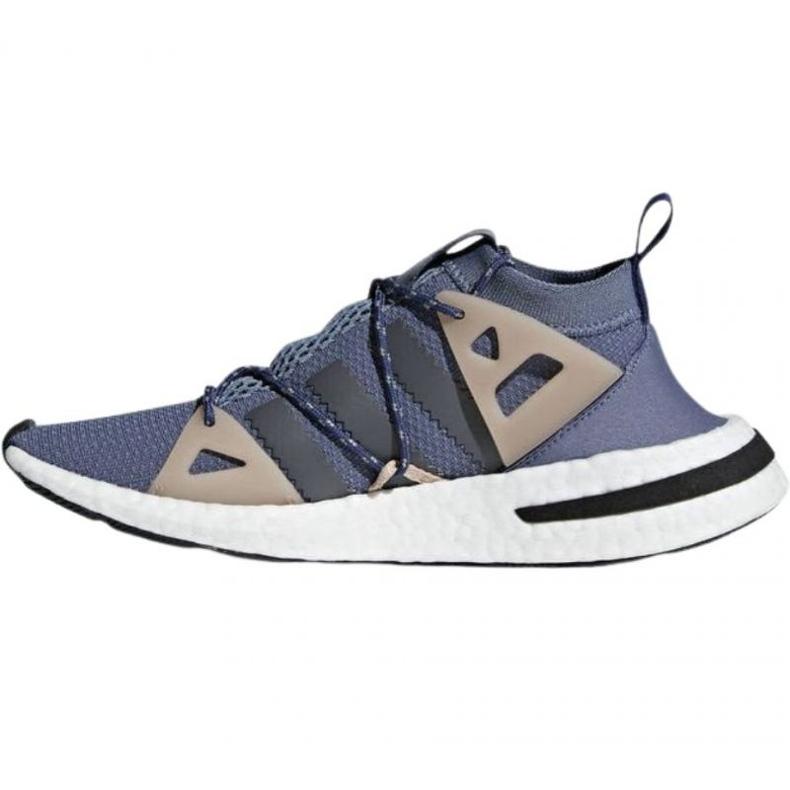 Buty adidas Arkyn W DA9606 fioletowe niebieskie