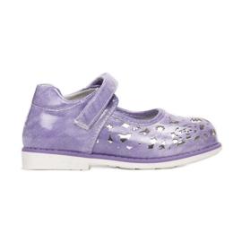 Vices B-3052-90-purple fioletowe