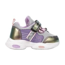Vices C-T9107-90-purple fioletowe