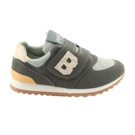 Befado obuwie dziecięce do 23 cm 516Y040 szare