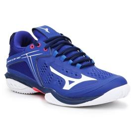 Buty Mizuno Wave Claw Neo W 71GA207020 niebieskie
