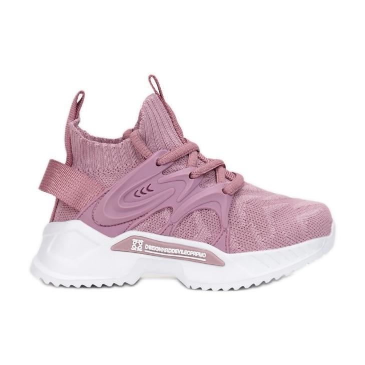 Vices T9302-45-pink różowe