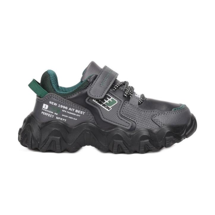 Vices T7839-38-black czarne wielokolorowe