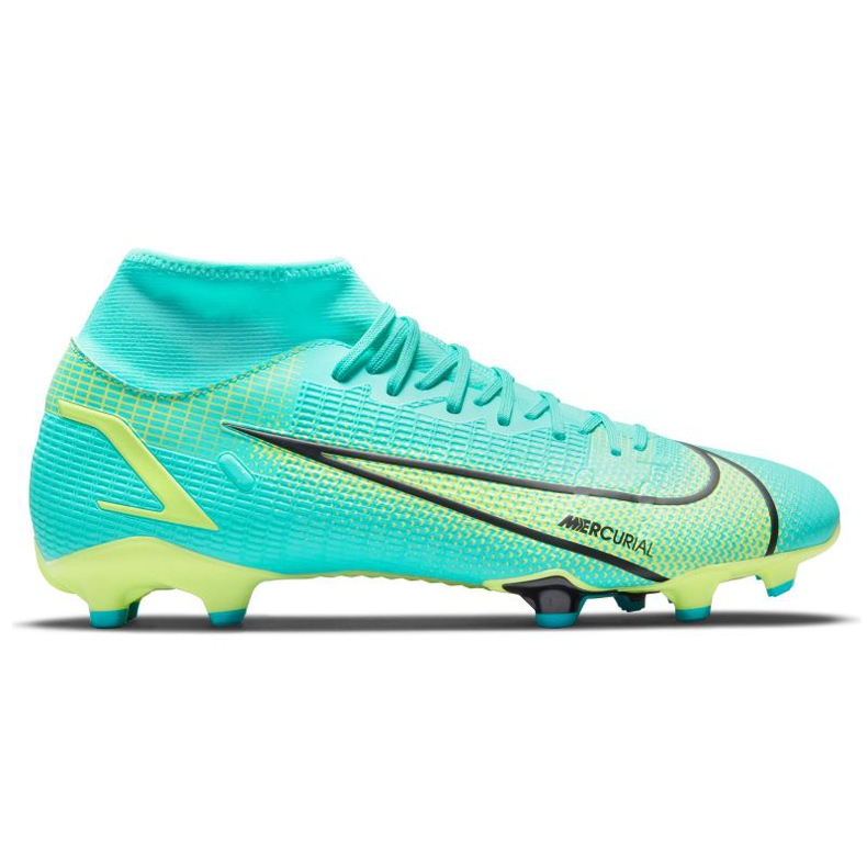 Buty piłkarskie Nike Superfly 8 Academy Mg M CV0843-403 wielokolorowe niebieskie