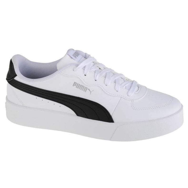 Buty Puma Skye Clean W 380147 04 białe czarne