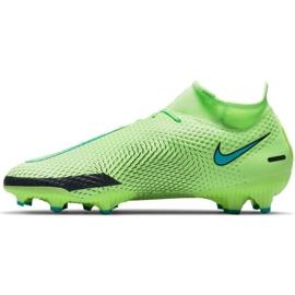 Buty piłkarskie Nike Phantom Gt Academy Dynamic Fit Mg M CW6667 303 zielone zielone