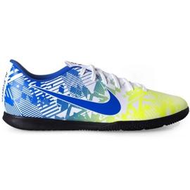 Buty piłkarskie Nike Mercurial Vapor 13 Academy Njr Tf M AT7995 104 niebieskie wielokolorowe