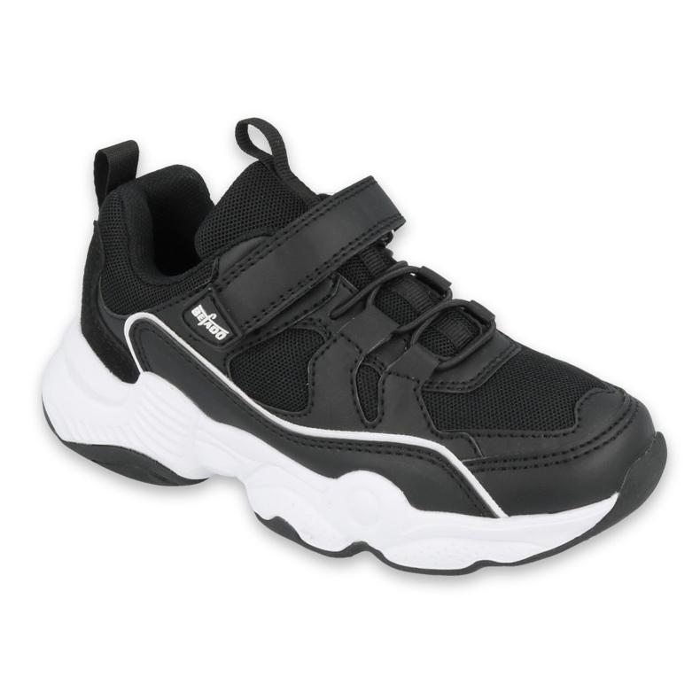 Befado obuwie dziecięce  516Y069 czarne