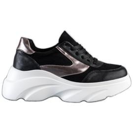 Seastar Sneakersy Fashion czarne