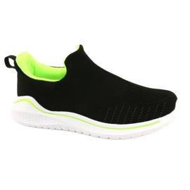 Befado obuwie dziecięce  516X080 czarne