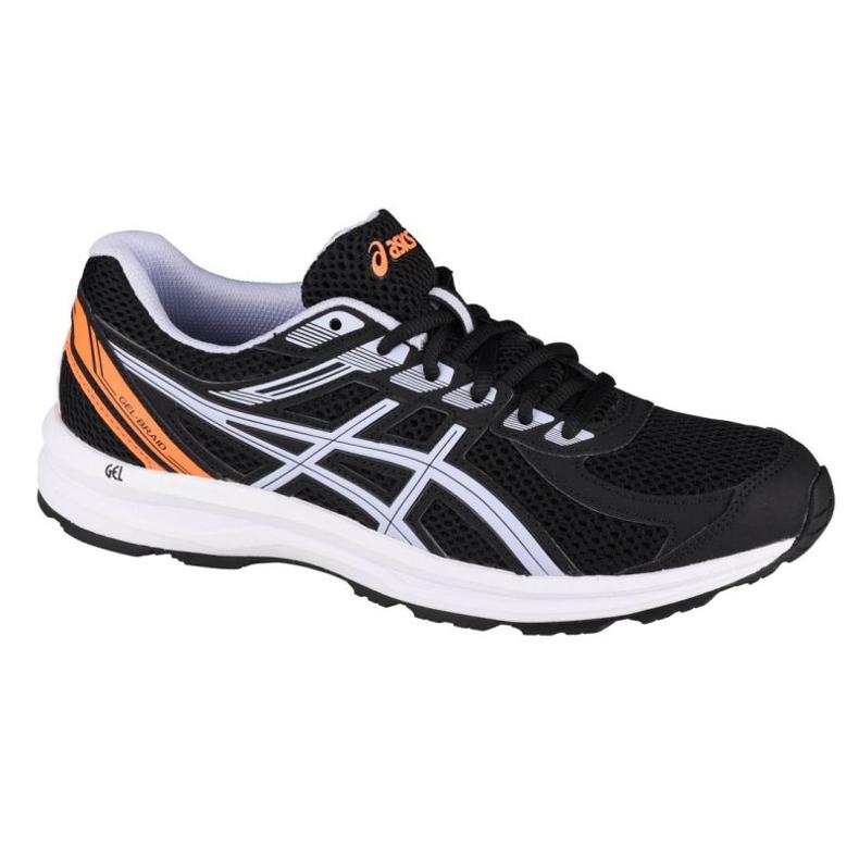 Buty do biegania Asics Gel-Braid W 1012A629-004 czarne