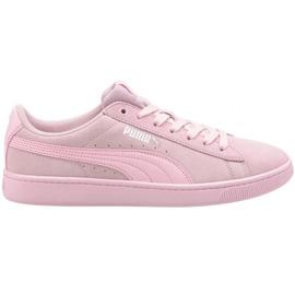 Buty Puma Vikky v2 W 369725 27 różowe