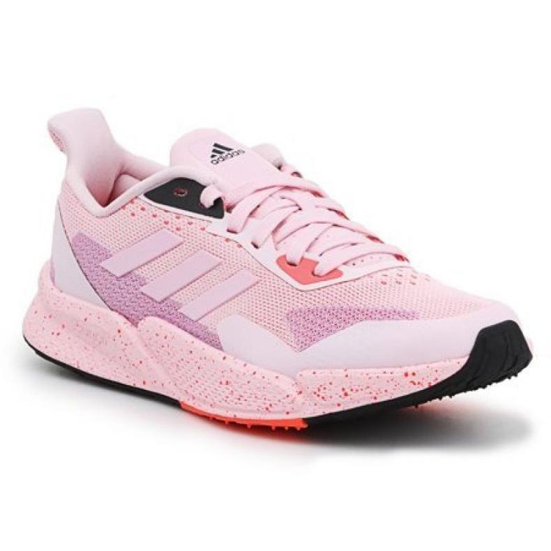 Buty adidas X9000L2 W FW0805 różowe