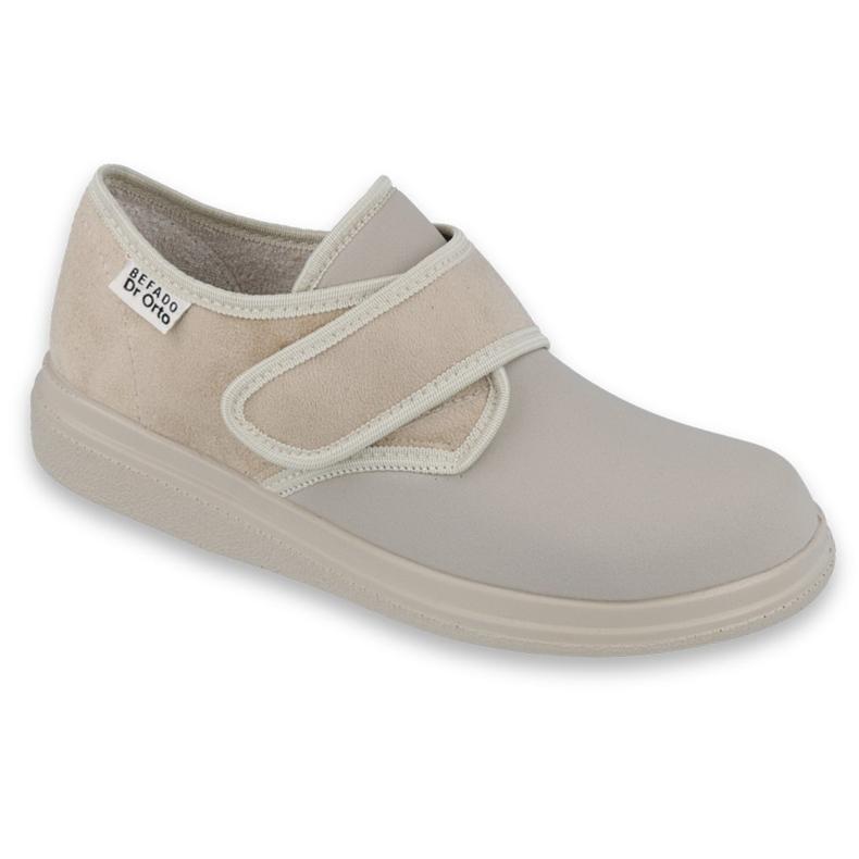 Befado obuwie dr orto system model 036 036M005 beżowy