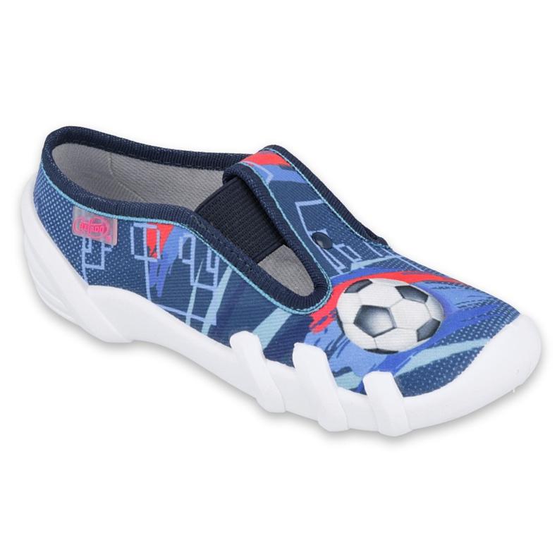 Befado obuwie dziecięce  290X224 granatowe niebieskie