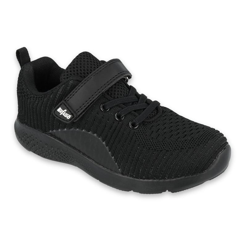 Befado obuwie młodzieżowe  516Q084 czarne