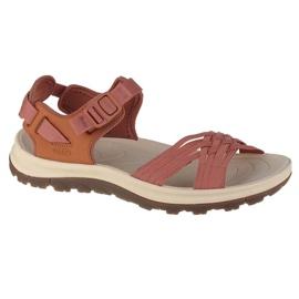 Sandały Keen Wms Terradora Ii Open Toe W 1024879 różowe
