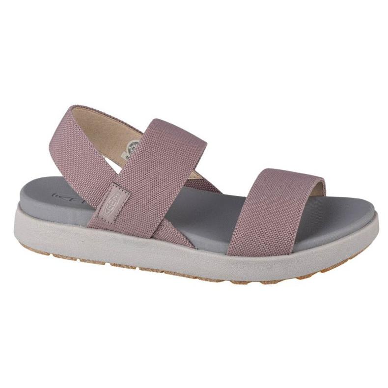 Sandały Keen Elle Backstrap W 1024711 fioletowe