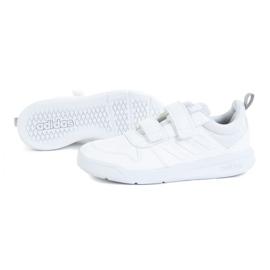 Buty adidas Tensaur C Jr S24047 białe fioletowe