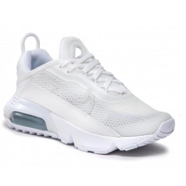 Buty Nike Air Max 2090 (GS) Jr CJ4066-102 białe