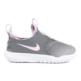 Buty Nike Flex Runner (GS) Jr AT4662-018 niebieskie