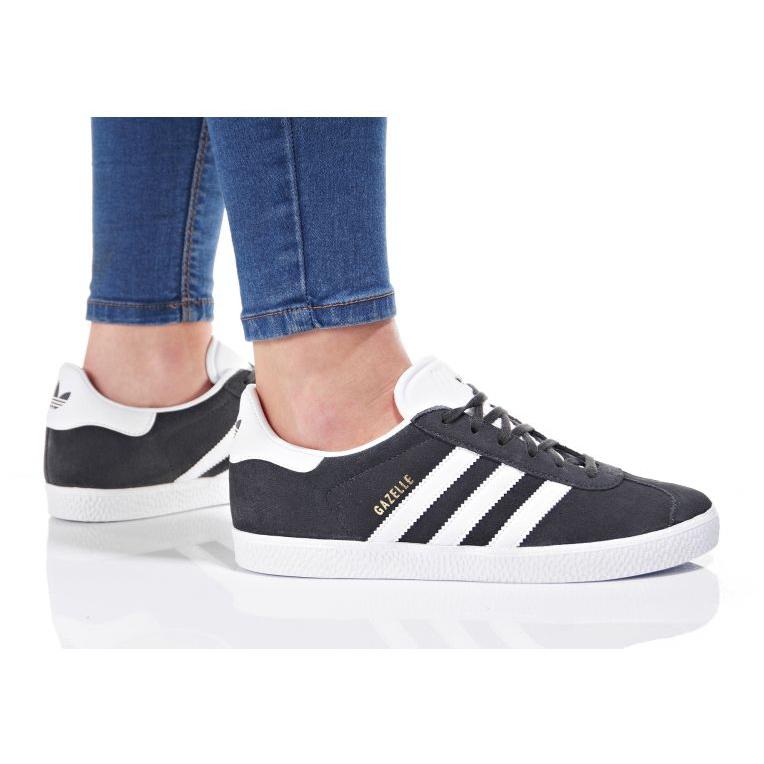 Buty adidas Gazelle Jr BB2503 czarne