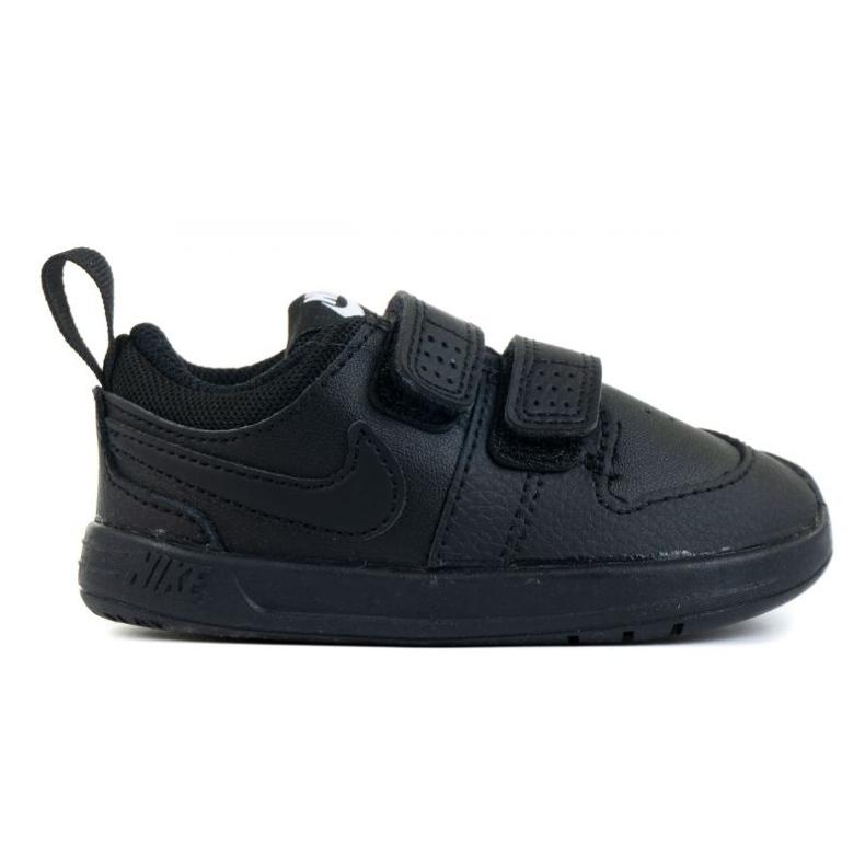 Buty Nike Pico 5 (TDV) Jr AR4162-001 czarne niebieskie
