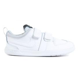 Buty Nike Pico 5 (TDV) Jr AR4162-100 białe niebieskie