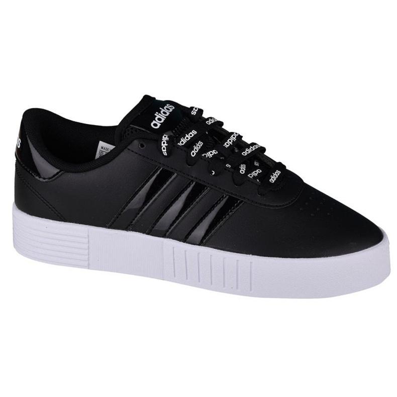 Buty adidas Court Bold W FY9993 czarne