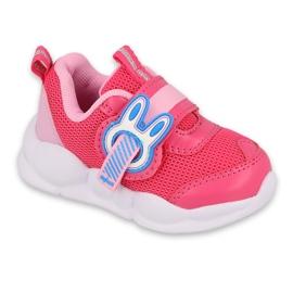 Befado obuwie dziecięce  516P089 różowe
