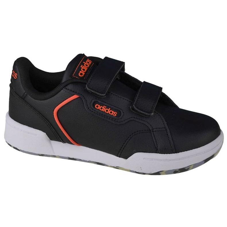 Buty adidas Roguera K FY9282 białe czarne