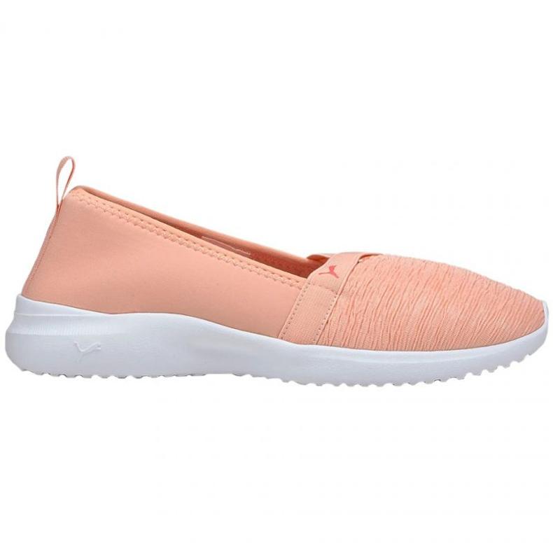 Buty Puma Adelina Apricot W 369621 12 pomarańczowe