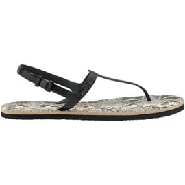 Sandały Puma Cozy Sandal Wns W 375213 01 czarne
