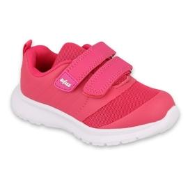Befado obuwie dziecięce  516P086 różowe