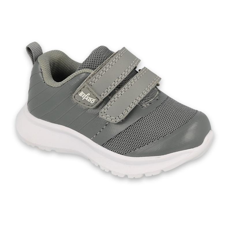 Befado obuwie dziecięce  516P087 szare