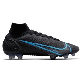 Buty piłkarskie Nike Superfly 8 Elite Fg M CV0958-004 czarne czarne